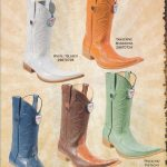 6XToe Lizard Teju W/ Deer Mens Cowboy Boots Diff. Colors/Sizes