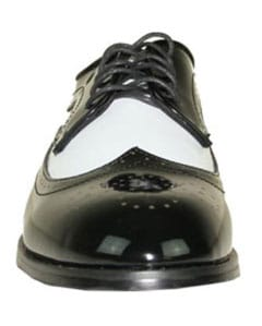 Jean Yves Size 14 15 16 17 18 Men's Dress Shoe For Men Perfect For Wedding Wing Tip Two-Tone