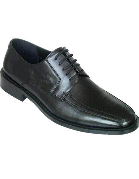 Zota Mens Unique Dress Shoes Brand Men's Black Stylish Lace-up Cap Toe Dress Unique Zota Mens Dress Shoe