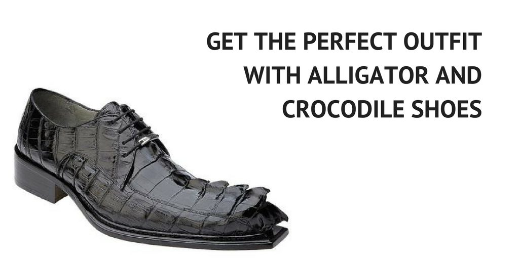 Hornback Shoes and Boots - Alligator and Crocodile Footwear Care
