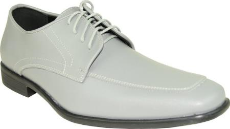 Dress Shoe for Wedding with Wrinkle Free Material Cement