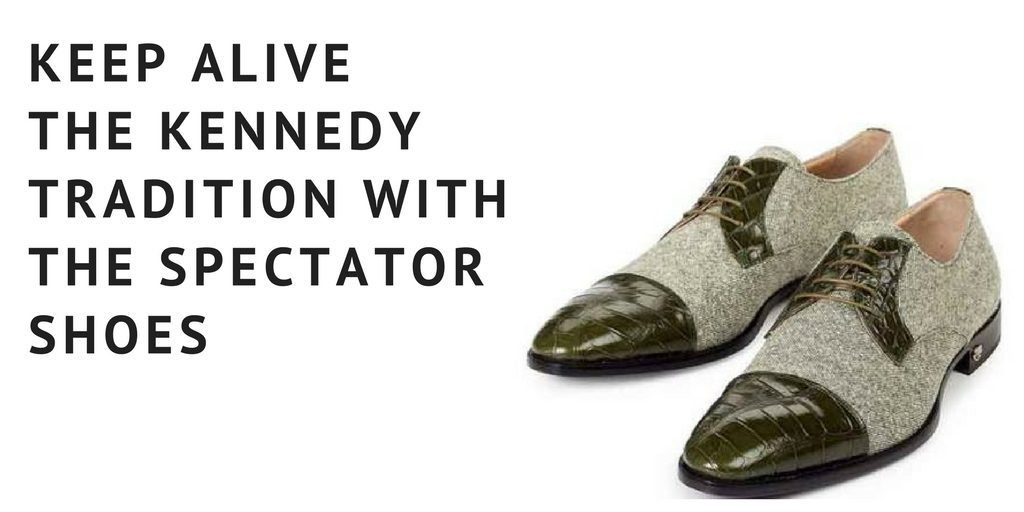 Mens Spectator Shoes - Fashion Forward Colors and Styles