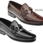 Belvedere  Mens  Shoes  Available  Colors  In  Black And  Almond Antique