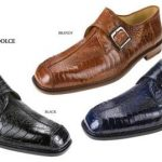 Belvedere  Mens  Shoes  Available  Colors  In  Black, Brandy And Navy