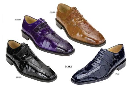 Belvedere  Mens  Shoes  Available  Colors  In  Black, Purple, Camel And Navy