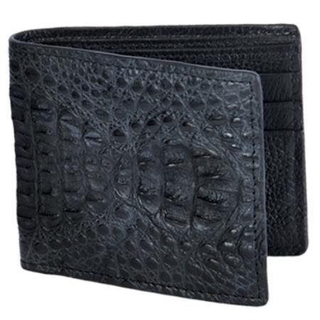Carteras Caiman LomoMens Wallet Negro