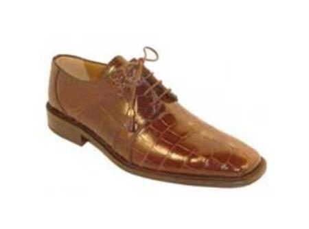 Ferrini Genuine Alligator Shoes
