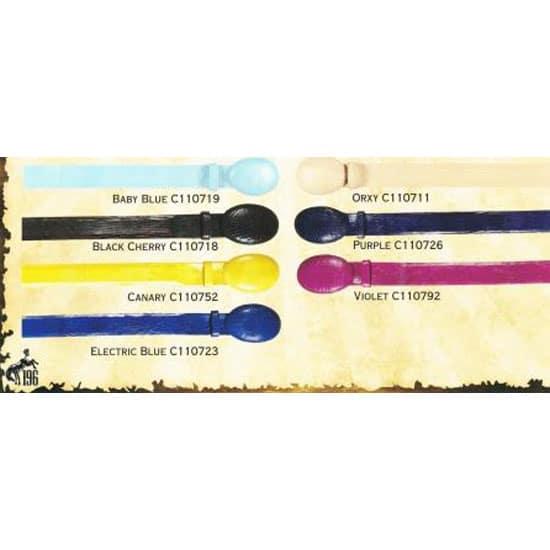 Genuine Lizard Teju Western Cowboy Belt 1.5inch Diff.Colors/Sizes