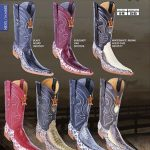 Genuine Ostrich Leg Mens Western Cowboy Boots Diff.Colors/Sizes
