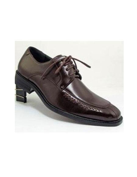 Mens Dress Shoes Brown