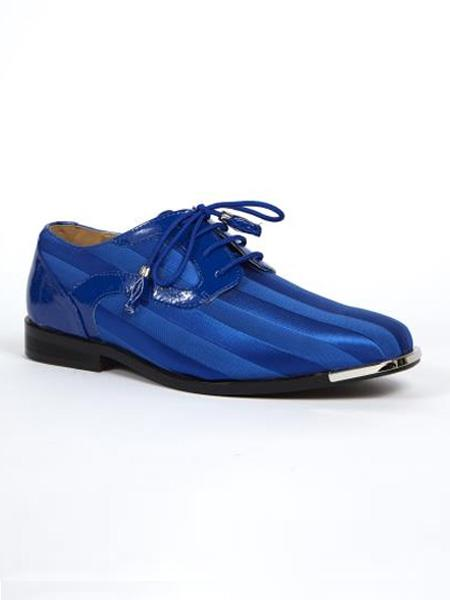 Mens Dress Shoes Available in royal Color