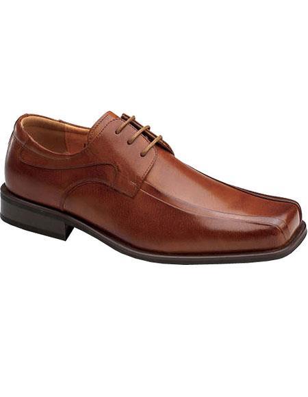 Zota Mens Tan Color Shoe Unique Dress Unique Zota Mens Dress Shoe Brand Men's Leather Classic Lace Up Rust Authentic