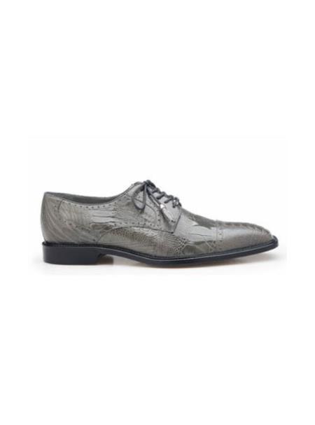 Batta Authentic Belvedere Exotic Skin Brand Mens Grey Genuine Ostrich Leather Lining Cap