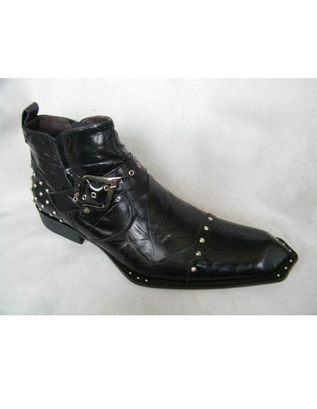 Mens Zota Mens Unique Dress Shoes Black Leather Unique Zota Mens Dress Shoe