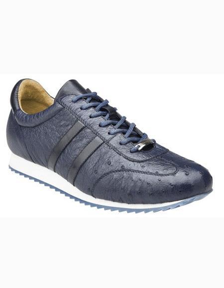 Mens Grey Lace Up Shoe