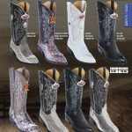 JToe Cobra and Water Snake Mens Western Cowboy Boots Diff.Colors/Sizes
