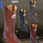 JToe Genuine Lizard Teju Mens Western Cowboy Boots Diff.Colors/Sizes
