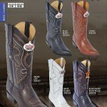JToe Goat w/Medallion Mens Western Cowboy Boots Diff.Colors/Sizes
