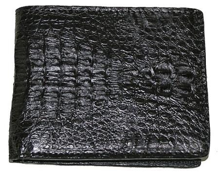 Los Altos Hornback Wallet Black