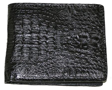 Los Altos Hornback Wallet Black