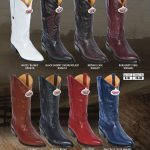 Los Altos JToe Genuine Ring Lizard Mens Western Cowboy Boots Diff. Colors/Sizes 186