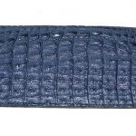 Los Altos Large Hornback Wallet Navy