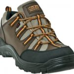 McRae IndustrialSteel Toe SD Hiker MR83301 Brown