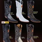 Mens 6X Toe Genuine Python/Deer Braid Stitch Cowboy Western Boots
