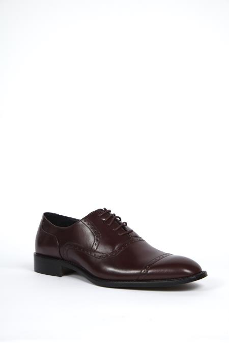 Mens dress shoes burgandy