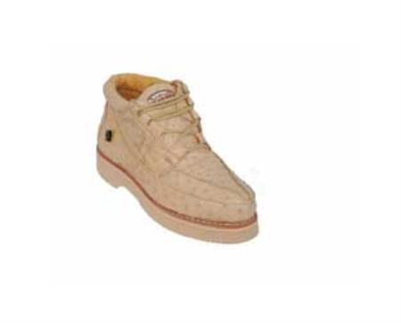 Mens OStrich Shoes