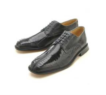 Ostrich / Algonquin Oxford with Padded Insole in Grey / Gray