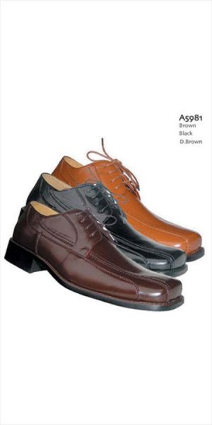 Two Tones Shoes lightbrowndarkbrown