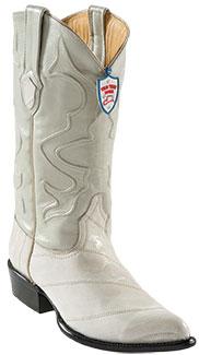 Wild West Bone Eel Cowboy Boots 217
