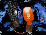 Wild West Square Cognac Genuine Shark Rodeo Western Cowboy Boot