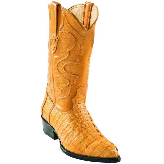 Wild West JToe Buttercup Caiman TaCowboy Boots 457