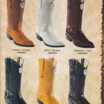 Wild West JToe Genuine Eel Mens Cowboy Western Boots Diff. Colors/Sizes