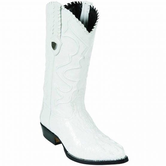 Wild West JToe White Caiman TaCowboy Boots 457
