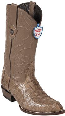 Wild West Mink JToe Caiman TaCowboy Boots 457