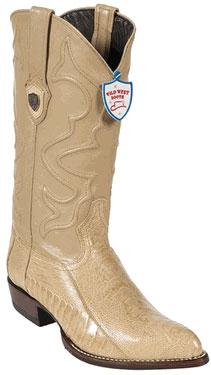Wild West Oryx Ostrich Leg Cowboy Boots 317