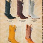 XXXToe Genuine Eel Mens Cowboy Western Boots Diff. Colors/Sizes