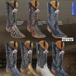 XXXToe Genuine Python Mens Western Cowboy Boots Diff. Colors/Sizes